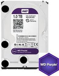 WD Hard Disk 1 TB Purple