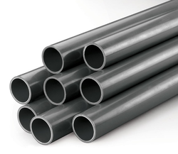 Black Plastic Pipe