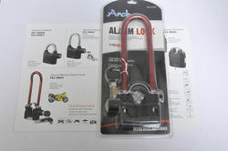 Alarm bike Lock