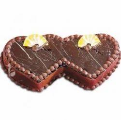 Double Heart Chocolate.