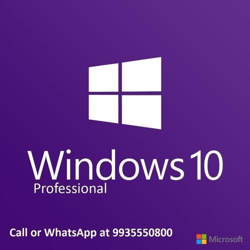 Windows 10 Pro License Key (retail & Oem)software