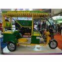 Mini Metro 2S Battery E Rickshaw