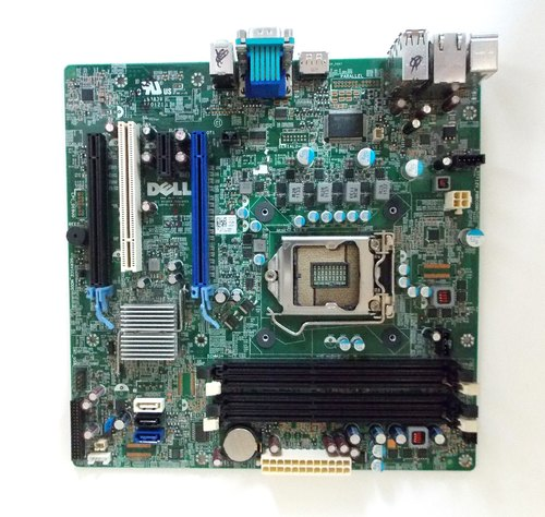 Dell Motherboard For Optiplex 790 And 990 Mt