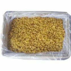 Yellow Dry Grapes, Packaging Type: Corrugated Box, Packaging Size: 20 Kg
