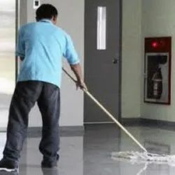 Cleaning Service Floor Clean Mopping Services