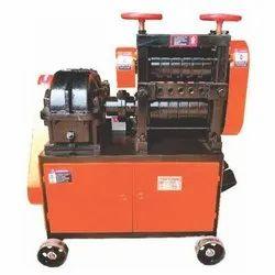 12mm Orange Scrap Straightening Machine