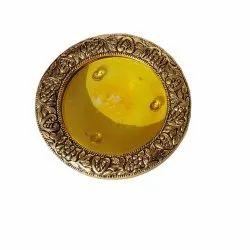 Antique Brass Plates