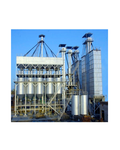 Automatic And Semi-Automatic Paddy Parboiling Plant, Capacity: 1 Ton - 100 Ton