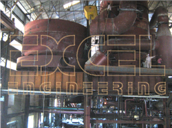 Sugar Evaporators