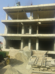 Commercial Construction Of Buildings, in Chandigarh