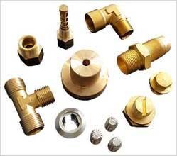 Precision Brass & Stainless Steel Turning Parts