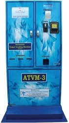 Automatic Ticket Vending Machine - ATVM 3