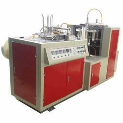 High Speed Paper Cup Making Machine, Size: 200-300 mL