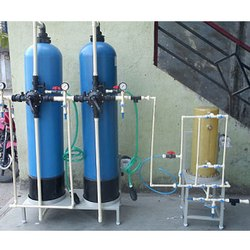 Demineralization Water Treatment Plants