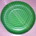Banana Leaf Paper Plate Raw Material