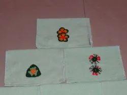 Vardhaman Knitting Yarn Crochet Kitchen Napkins, Size: 10x15 Inch