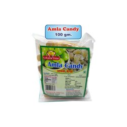 Kokam Gem 6 Months 100 Gram Amla Candy, Packaging Type: Packet
