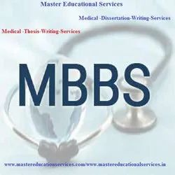 MBBS Thesis Writing Services
