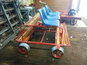 Light Weight Self Propelled Motor Trolley