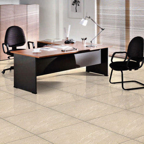 Home Office Vinyl Flooring Tiles In Dubai: Office Vitrified Floor Tiles At Rs 35 /square Feet