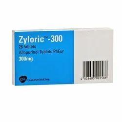 Zyloric 300 Tablet