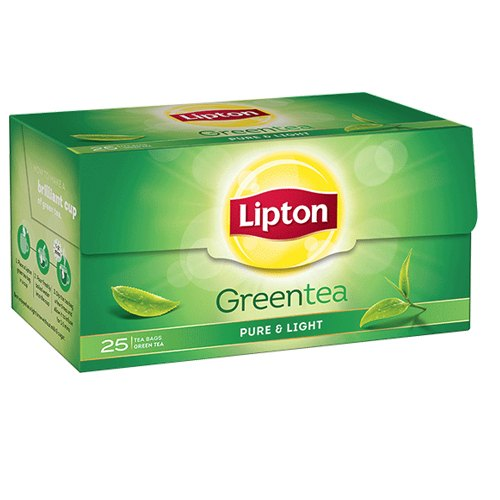 Lipton Green Tea Pure And Light