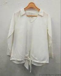 Plain Full Sleeve Shirt Top