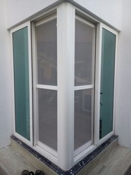 2.5 Track Sliding UPVC Window