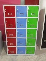 School Locker Multi Color