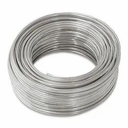 Pranam From 2.5 mm Galvanized Baling Wire For Industrial, Roll Approx Weight: From 25 Kg