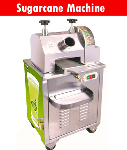 Sugarcane Juice Machines Automatic Sugarcane Juicer