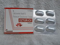 Cefuroxime Axetil 500mg Clave 125 mg