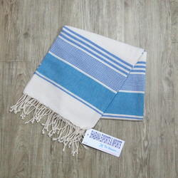 Turkish Cotton Towel Tele Maro
