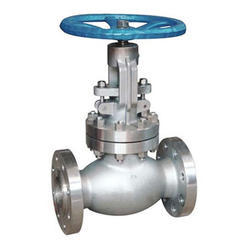 AUDCO INDIA LTD SS Globe Valve