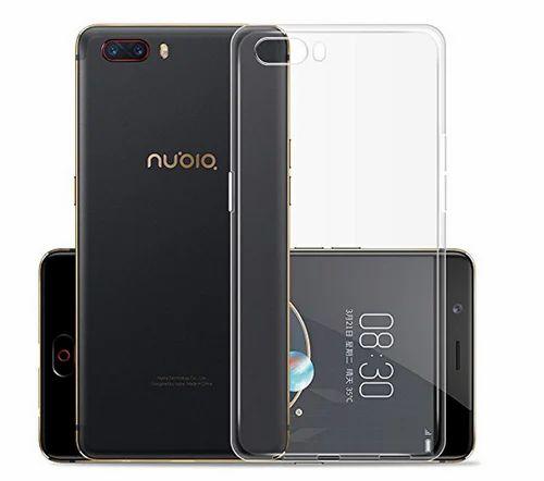 new arrival 30022 332b0 Zte Nubia M2 Soft Silicone Tpu Transparent Back Case