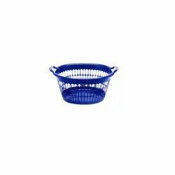 Oval Laundry Basket