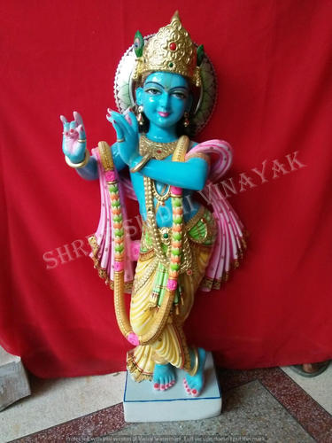 Marble Krishna Statue - Marble Krishna Idols Manufacturer from Jaipur