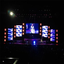 Concert Stage Background LED Video Wall