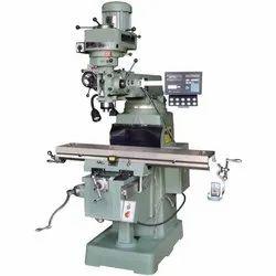 Techno Cast Iron M1tr Milling Machine