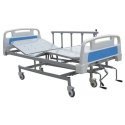Adjustable Height ICU Bed Semi Fowler Bed