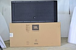 JBL Black SRX 828 Speakers