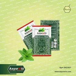 GG- Green Mint Sachet
