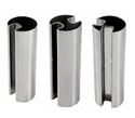 Stainless Steel Round Slot Tubes