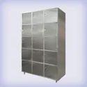 S/Steel Lockers