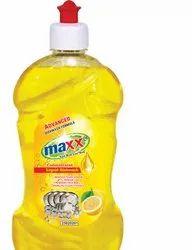 MAXX Dishwash/Vim Gel, Liquid Wash, Concentrate, Packaging Size: 500ML