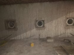 Furnace Lining Work