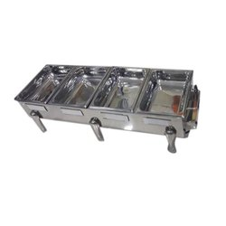 4 Deck Buffet Chafing Dish