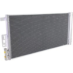 Car AC Radiator Condenser