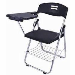 Iron Writing Pad Chair