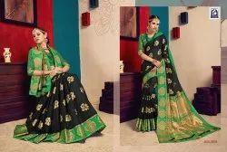 Rachna Cotton Sajili Catalog Saree Set For Woman 3